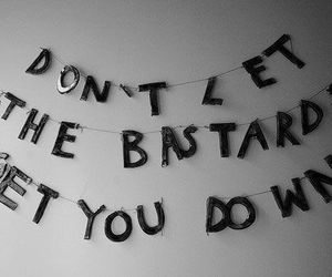 quotes, bastard, and grunge image