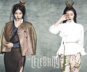 ha ji won, the celebrity, and empress ki image