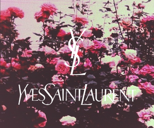 YSL, Yves Saint Laurent, and 2014 image