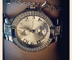 argent, guess, and montre image