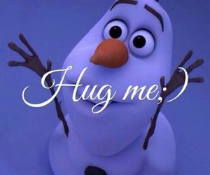 disney, hug, and love image