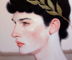art, kris knight, and painting image