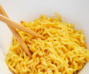 eat, food, and pasta image