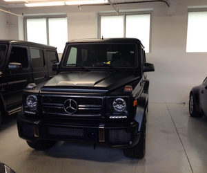 black, gclass, and mercedes image