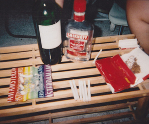alcohol, boy, and drugs image