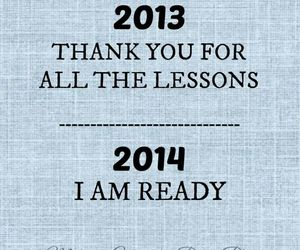 2014, lesson, and 2013 image
