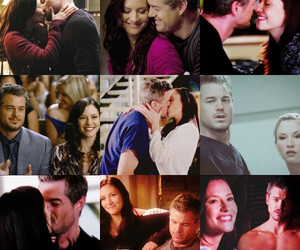 grey's anatomy, mark, and love image