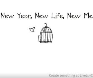 new year, 2014, and life image
