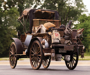 car, design, and steampunk image