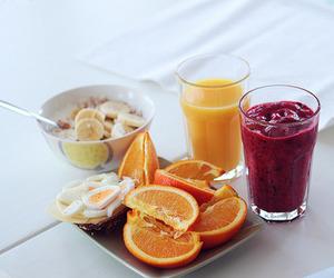 food, fruit, and breakfast image