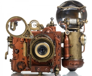 steampunk, custom, and design image