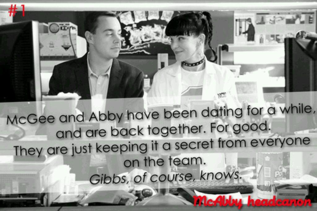 On Abby ja McGee dating