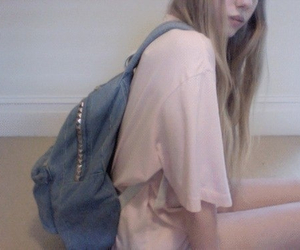 pale, grunge, and pink image