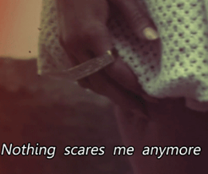 lana del rey and scare image