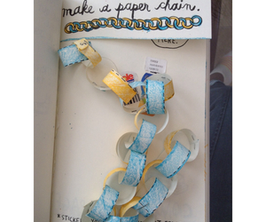 paper chain and wreck this journal image