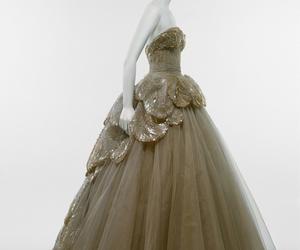 dress, dior, and vintage image