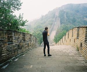 boy, photography, and china image