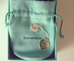 jewelry, necklace, and tiffany image