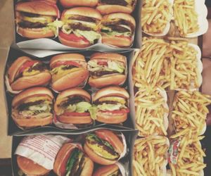fat, food, and heaven image