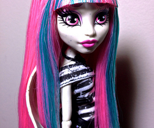 mh, goyle, and monster high image