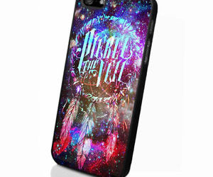 dream catcher, pierce the veil, and iphone case image