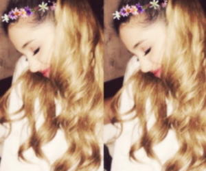 icon and ariana grande image