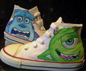 shoes and mike image