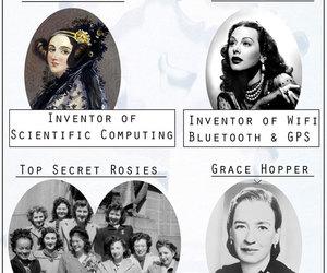 woman and computer image