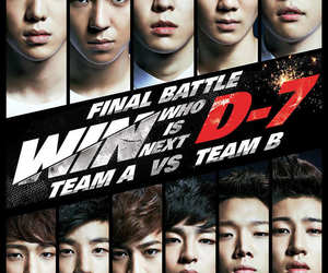 win, team a, and yg image