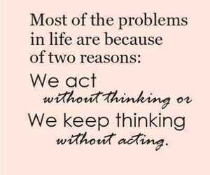 acting, life, and problems image
