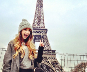 paris, zoella, and zoe sugg image