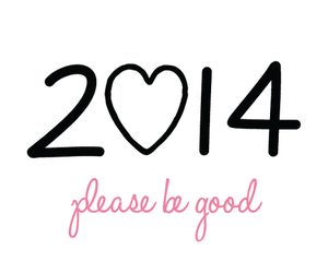 2014, new year, and good image