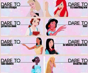 disney, princess, and quote image