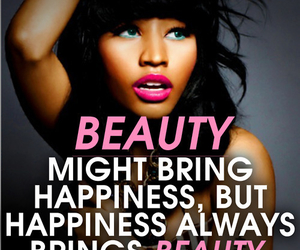 beauty, quote, and happiness image
