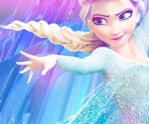 love her and the snow queen image
