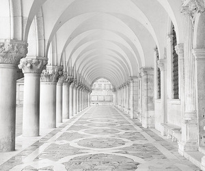 architecture, design, and hall image