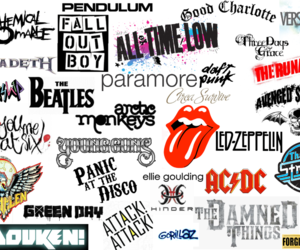 Ellie Goulding, green day, and my chemical romance image