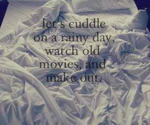 cuddle, quotes, and kis image