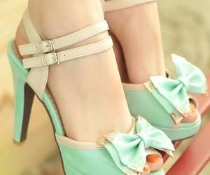 fashion, high heels, and cute image