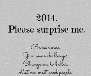 new year, quote, and 2014 image