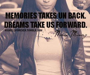 Dream, memories, and quote image