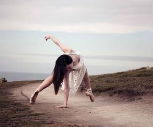 danse, free, and sky image