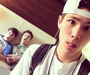 carter and magcon image
