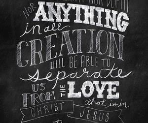 love, Christ, and jesus image