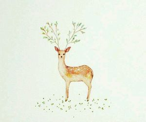 deer and art image
