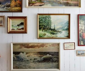 art, picture, and vintage image