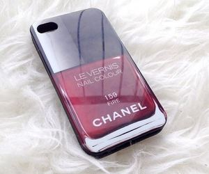 case, chanel, and iphone image