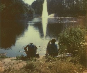 vintage, nature, and indie image