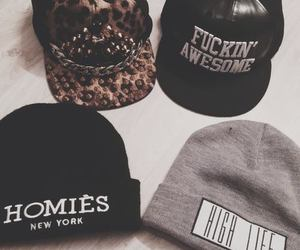 swag, cap, and homies image