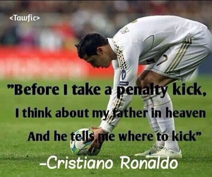 cristiano ronaldo, real madrid, and respect image